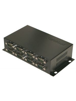 8-Port  RS232 to USB Adapter w/ Metal Case