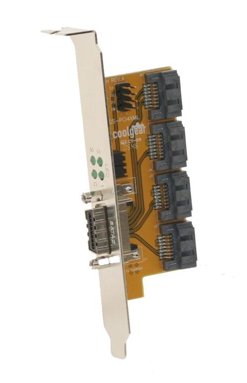 Multilane Screw Type SATA II Retro-KIT