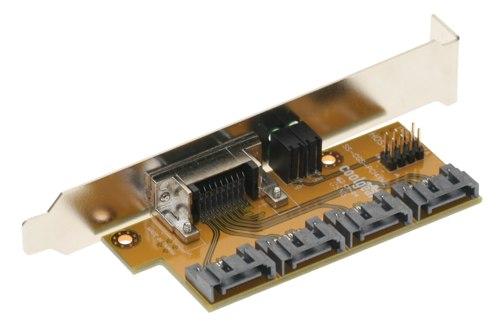 Multilane PCI Style SATA II Retro-KIT