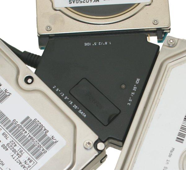 usb sata ide adapter for hard drives and optical drives